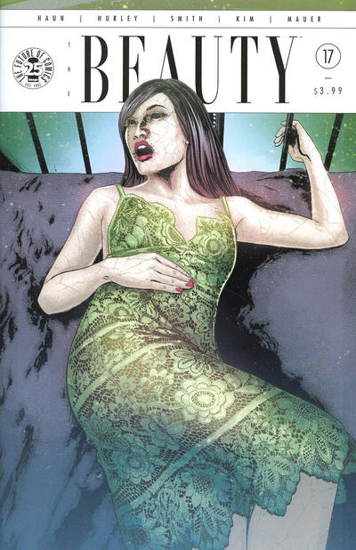 Cover for The Beauty (Image, 2015 series) #17 [Cover A]