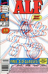 Cover for ALF (Marvel, 1988 series) #29 [Newsstand Edition]