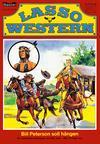 Cover for Lasso (Bastei Verlag, 1966 series) #33
