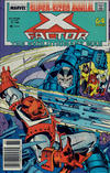 Cover Thumbnail for X-Factor Annual (1986 series) #3 [Newsstand]