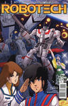 Cover for Robotech (Titan, 2017 series) #1 [Cover E - Waltrip Brothers]