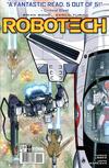 Cover for Robotech (Titan, 2017 series) #2 [Cover A - Nick Roche]