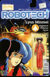 Cover for Robotech (Titan, 2017 series) #2 [Cover C - Blair Shedd 'Action Figure']