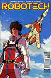 Cover for Robotech (Titan, 2017 series) #2 [Cover D - Giannis Milonogiannis]