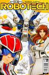 Cover for Robotech (Titan, 2017 series) #3 [Cover A - David Nakayama]