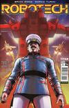 Cover for Robotech (Titan, 2017 series) #4 [Cover A - Marco Turini]