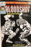 Cover for Bloodshot Salvation (Valiant Entertainment, 2017 series) #4 [Bob Layton Variant]