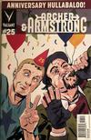 Cover Thumbnail for Archer and Armstrong (2012 series) #25 [Cover E - Michael Walsh]