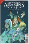 Cover for Assassin's Creed: Uprising (Titan, 2017 series) #4 [Cover B - Yishan Li]