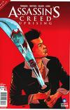 Cover for Assassin's Creed: Uprising (Titan, 2017 series) #4 [Cover C - Adam Gorham]