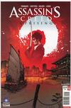 Cover for Assassin's Creed: Uprising (Titan, 2017 series) #5 [Cover B - Massimiliano Veltri]