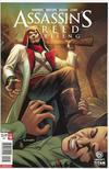 Cover for Assassin's Creed: Uprising (Titan, 2017 series) #8 [Cover C - Maria Sanapo]