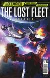 Cover for The Lost Fleet: Corsair (Titan, 2017 series) #3 [Cover A Alex Ronald]