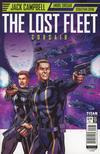 Cover for The Lost Fleet: Corsair (Titan, 2017 series) #3 [Cover C Gary Erskine]