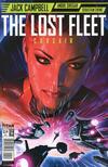 Cover for The Lost Fleet: Corsair (Titan, 2017 series) #4 [Cover A Alex Ronald]