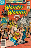 Cover for Wonder Woman (DC, 1942 series) #286 [Newsstand]