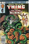 Cover Thumbnail for Marvel Two-in-One (1974 series) #95 [Canadian]