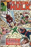 Cover Thumbnail for The Incredible Hulk (1968 series) #316 [Canadian]