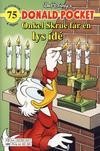 Cover Thumbnail for Donald Pocket (1968 series) #75 - Onkel Skrue får en lys idé [4. utgave bc 0239 027]