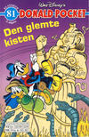 Cover Thumbnail for Donald Pocket (1968 series) #81 - Den glemte kisten [3. utgave bc 0239 028]