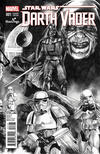 Cover Thumbnail for Darth Vader (2015 series) #1 [Hastings Exclusive Mico Suayan Black and White Variant]