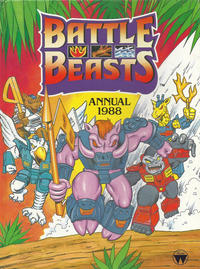 Cover Thumbnail for Battle Beasts (World Distributors, 1988 series) #1988
