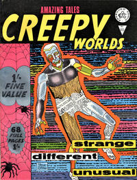 Cover Thumbnail for Creepy Worlds (Alan Class, 1962 series) #80