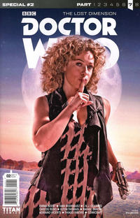 Cover Thumbnail for Doctor Who: Special (Titan, 2017 series) #2 [Cover B - Photo Cover]