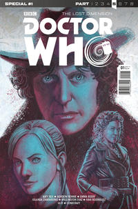 Cover Thumbnail for Doctor Who: Special (Titan, 2017 series) #1 [Cover A]