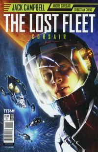 Cover Thumbnail for The Lost Fleet: Corsair (Titan, 2017 series) #1 [Cover A]