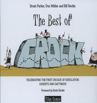Cover Thumbnail for The Best of Crock (Titan, 2017 series)