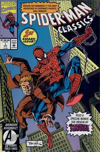 Cover Thumbnail for Spider-Man Classics (Marvel, 1993 series) #1 [Direct]
