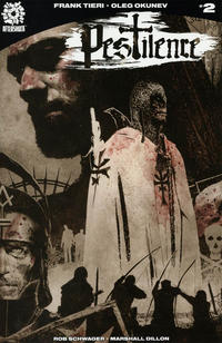 Cover Thumbnail for Pestilence (AfterShock, 2017 series) #2