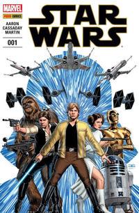 Cover Thumbnail for Star Wars (Panini Brasil, 2015 series) #1