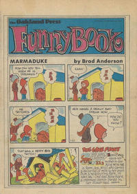 Cover Thumbnail for The Oakland Press Funny Book (The Oakland Press, 1978 series) #19