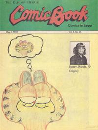 Cover Thumbnail for The Calgary Herald Comic Book (Calgary Herald, 1977 series) #v5#25