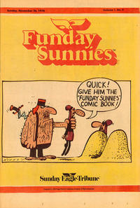Cover Thumbnail for Funday Sunnies (The Eagle-Tribune, 1978 series) #v1#9