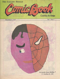 Cover Thumbnail for The Calgary Herald Comic Book (Calgary Herald, 1977 series) #v1#2