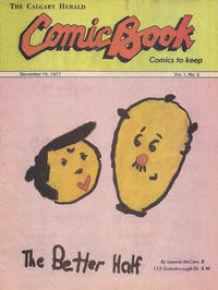Cover Thumbnail for The Calgary Herald Comic Book (Calgary Herald, 1977 series) #v1#3