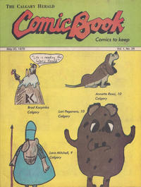 Cover Thumbnail for The Calgary Herald Comic Book (Calgary Herald, 1977 series) #v1#26