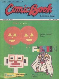 Cover Thumbnail for The Calgary Herald Comic Book (Calgary Herald, 1977 series) #v1#49