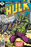 Cover for The Incredible Hulk (Marvel, 1968 series) #212 [Whitman]
