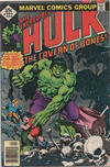 Cover for The Incredible Hulk (Marvel, 1968 series) #222 [Whitman]