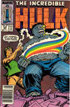 Cover Thumbnail for The Incredible Hulk (1968 series) #355 [Newsstand]