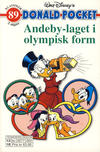 Cover Thumbnail for Donald Pocket (1968 series) #89 - Andeby-laget i olympisk form [3. utgave bc 0277 002]
