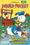 Cover Thumbnail for Donald Pocket (1968 series) #92 - Jakten på gullstjernen [3. utgave bc 239 13]