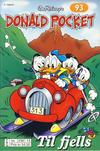 Cover Thumbnail for Donald Pocket (1968 series) #93 - Til fjells [3. utgave bc 239 13]
