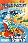Cover Thumbnail for Donald Pocket (1968 series) #94 - Drømmende eventyrer [3. utgave bc 239 13]
