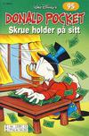 Cover Thumbnail for Donald Pocket (1968 series) #95 - Skrue holder på sitt [3. utgave bc 239 13]