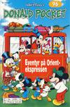 Cover Thumbnail for Donald Pocket (1968 series) #96 - Eventyr på Orientekspressen [3. utgave bc 239 13]